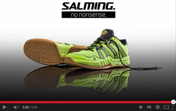 Salming Race R1 2.0 Video